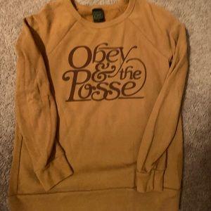 OBEY - Crewneck Sweatshirt